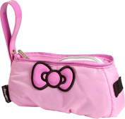 Williams Sports Holdings BP-HKC.PINK Hello Kitty Diva Bow Pouch - Pink- Pink