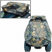 ATV Logic ATVCRB-B ATV Rack Combo Bag with Cover Black