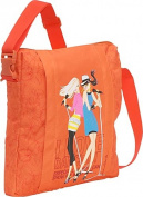 Jordi Labanda School Chic DANCING Shoulder Bag