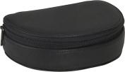 Royce Leather 922-BLACK-5 Mini Jewelry Case - Black