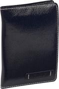 Clava 885002NAVY Wellie Passport Wallet - Navy