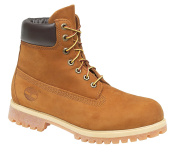Timberland 72066 Leather Lace-Up Boot
