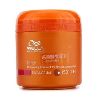 Enrich Moisturising Treatment for Dry & Damaged Hair (Fine/Normal), 150ml/5oz