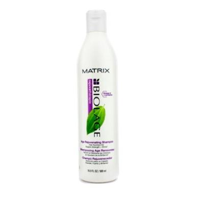 Biolage Rejuvatherapie Age Rejuvenating Shampoo, 500ml/16.9oz