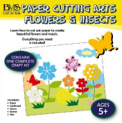 CFK Paper Cutting Arts - Flowers & Insects