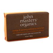 Orange & Ginseng Exfoliating Body Bar, 128g/130ml