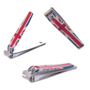 Union Jack UK Flag Nail Clippers