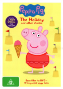 Peppa Pig: The Holiday [Region 4]