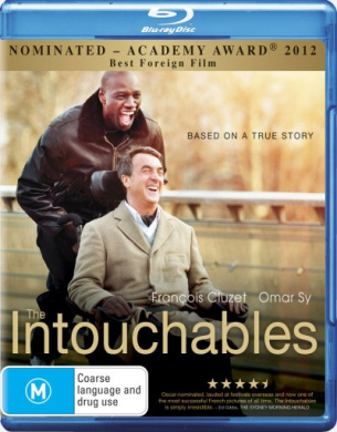 The Intouchables (Blu-ray + Digital Copy)   [2 Discs]