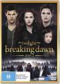 The Twilight Saga [Region 4]
