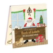 Santa's Desk Holiday Label Set