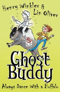 Always Dance With A Buffalo (Ghost Buddy)