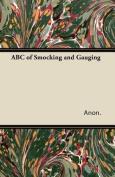 ABC of Smocking and Gauging