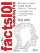 Studyguide for Investment Valuation