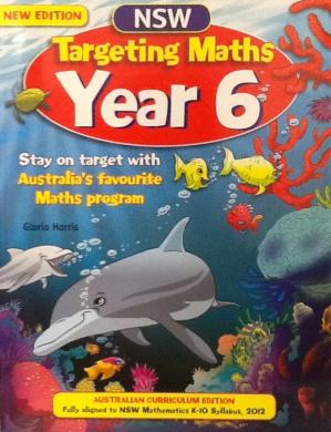 NSW Targeting Maths Year 6 - Student Book (Targeting Maths)