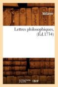 Lettres Philosophiques,  [FRE]