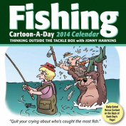 Fishing Cartoon-A-Day Calendar