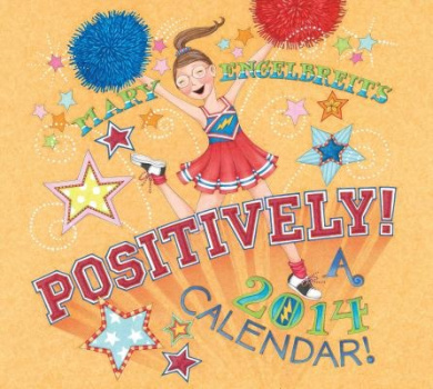 Mary Engelbreit's Positively 2014 Deluxe Calendar