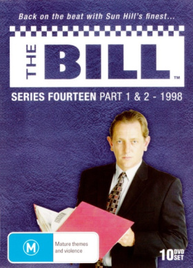 The Bill: Series 14 - Part 1 and 2 (10 Discs)