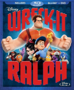 Wreck-It Ralph (Blu-ray) & DVD John C Reilly [Region 4]