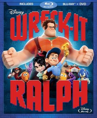 Wreck-It Ralph (Blu-ray) & DVD John C Reilly