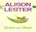 Green as a Bean [Board Book]