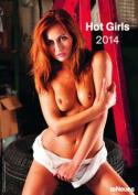 2014 Hot Girls 29.7 X 42 Calendar