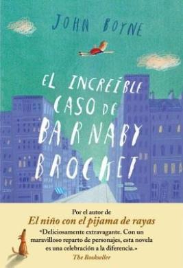 El Increible Caso de Barnaby Brocket