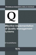 Effective Implementation of Quality Management Systems