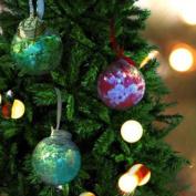 Holiday Bath Confetti Ornaments