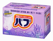 The scent of lavender Bab 20 input tablet