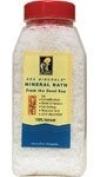 Sea Minerals 0433839 Bath Salts from The Dead Sea - 2 lbs