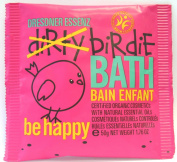 Dresdner Kid's Dirty Birdie Bath Powder, Be Happy, 50ml