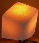 Folioe - Twisted Cube w835 - Geometrical Salt Lamps
