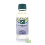 Kneipp, Lavender Massage Oil 20ml Oil
