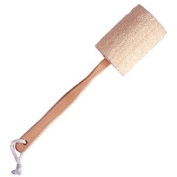 Aquasentials Loofah Back Scrubber Brush