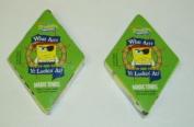 2 Nickelodeon Spongebob Squarepants Magic Pop Up Towels - Pirates