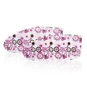 Spa Sister Overnight Softening Socks Bellaza Floral Print