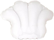 Aquasentials Inflatable Bath Pillow - Terry Cloth