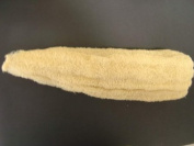2 Natural Organic Giant Whole Loofah Luffa 50.8cm includes one free 240ml bar of olive oil soap