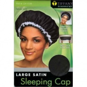 Tiffany Large Satin Sleeping Cap - Deluxe Satin