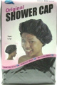 Dream Shower Cap Super Large Black