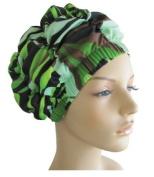 Jane Inc. Luxury Spa Cap - Tropical Green