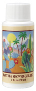 Arizona Sun Bath and Shower Gelee - 30ml - Natural Aloe Vera and Other Plants and Cacti from the Desert Provide Moisturising Bath Gel - Alternative to Bath Soap