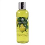Bronnley Lemon Neroli Bath and Shower Gel 100ml shower gel