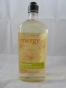 Bath & Body Works Aromatherapy Body Wash & Foam Bath Energy - Lemon Zest 295ml