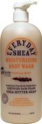 Everyday Shea Moisturising Body Wash Vanilla Mint -- 950ml