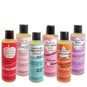 Say It with Suds Greeting Message Shower Gel