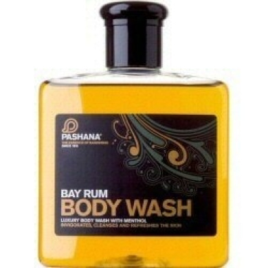Bay Rum Body Wash 250ml
