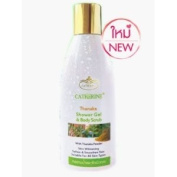 Catherine Thanaka Shower Gel & Body Scrub 200ml..., Thailand